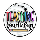 Teaching Fourth Fun
