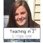 Teaching in 2 Languages