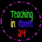 Teaching in Room 24