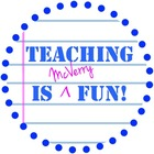 TEACHING IS McVerry FUN
