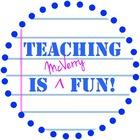 TEACHING IS McVerry FUN