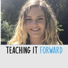 Teaching it Forward