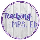Teaching Mrs ED