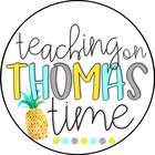 Teaching On Thomas Time