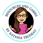 Teaching Resources and Games By Katania Trudeau