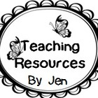 Teaching Resources By Jen