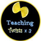 Teaching Twists x 3