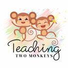 Teaching Two Monkeys