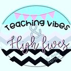 Teaching Vibes and High Fives