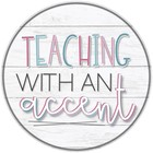 Teaching with an accent