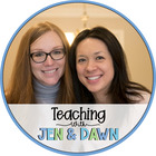 Teaching with Jen and Dawn
