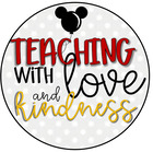 Teaching with Love and Kindness