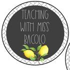 Teaching With Miss Bacolo