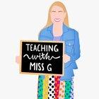 Teaching with Miss Georgia