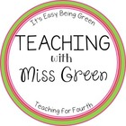Teaching with Miss Green