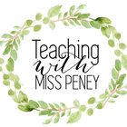 Teaching with Miss Peney