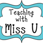 Teaching with Miss U