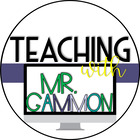 Teaching with Mr Gammon