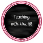 Teaching with Mrs D