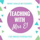 Teaching with Mrs E