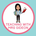 Teaching with Mrs Gideon