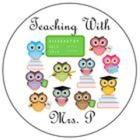 Teaching With Mrs P