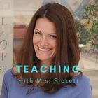 Teaching with Mrs Pickett
