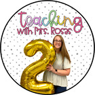 Teaching With Mrs Rosas