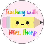 Teaching with MrsThorp