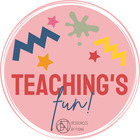 Teaching's Fun