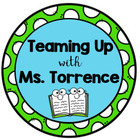 Teaming Up with Ms Torrence