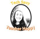Tech Savy Teacher Happy