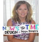 Teresa Dempsey - Now's the Time Design