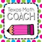 Texas Math Coach