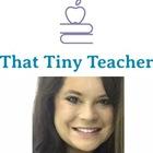 That Tiny Teacher