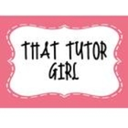 That tutor girl