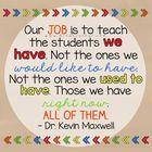 """The Busy """"B"""" Teacher"""
