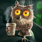The Caffeinated Owl