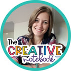 The Creative Notebook - Janette Foreman