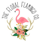 The Floral Flamingo