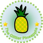 The Glitter Pineapple