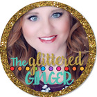 The Glittered Ginger - Reanna Metcalf