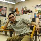 The High School Art Room