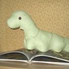 The Itty-Bitty Bookworm