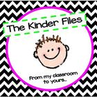 The Kinder Files