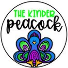 The Kinder Peacock
