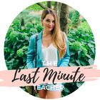The Last Minute Teacher