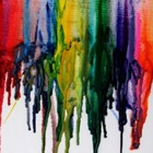 The Melted Crayon