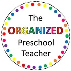 The Organized Preschool Teacher