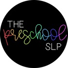 The Preschool SLP